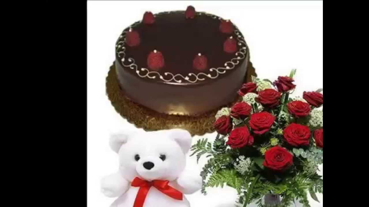 Birthday gifts ideas send birthday cakes flowers gifts to india youtube premium izmirmasajfo