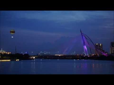 Attractions in Malaysia  - Putrajaya (Chapter I)