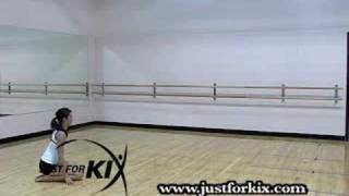 The Fish Roll/Flop Tutorial and Demonstration from Just For Kix