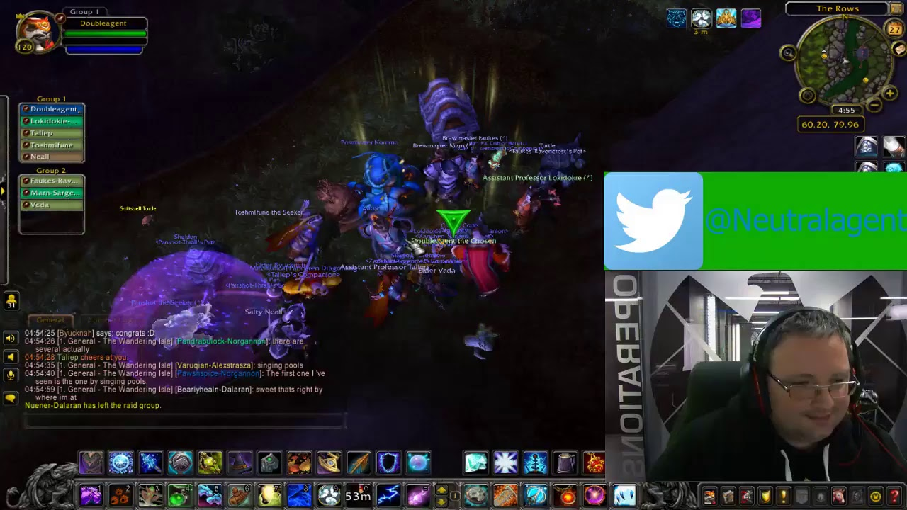 World of Warcraft's pacifist panda has reached level 120 by