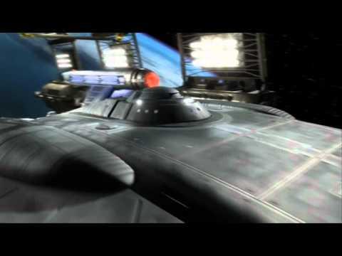 Enterprise & Columbia  NX-01 + NX-02