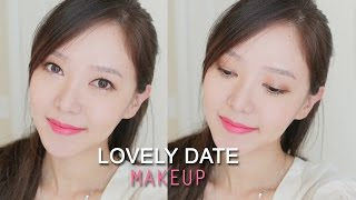 Lovely Date Makeup ♥ 데이트 메이크업 Thumbnail