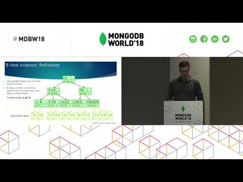 MongoDB for High Volume Time Series Data Streams