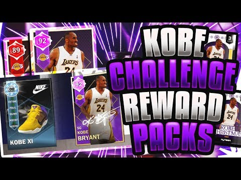 FREE AMETHYST KOBE?! KOBE CHRISTMAS PACK REWARD OPENING! FREE DIAMOND KOBE SHOE!