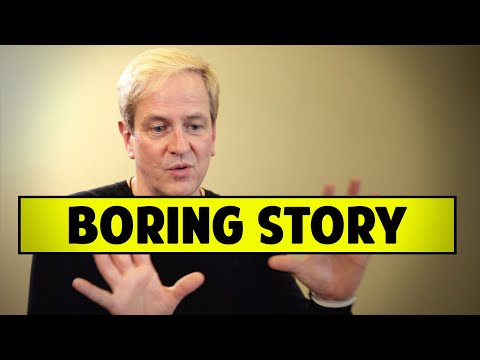 A Screenwriter Who Doesn't Do This Will Write A Boring Story by Peter Russell