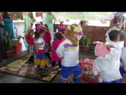 Tari Kreasi Anak - Bermain dalam Lingkaran TK PAUD Bintang Pelangi - Kids Activities
