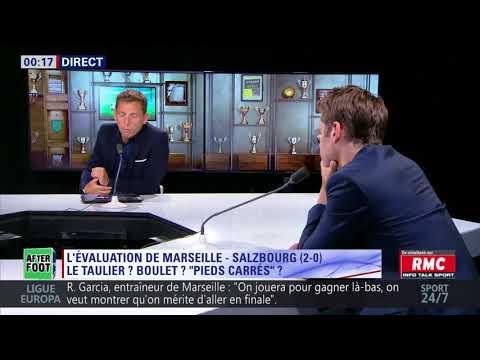 After Foot du jeudi 26/04 – Partie 4/6 - Évaluation de Marseille/Salzbourg (2-0)