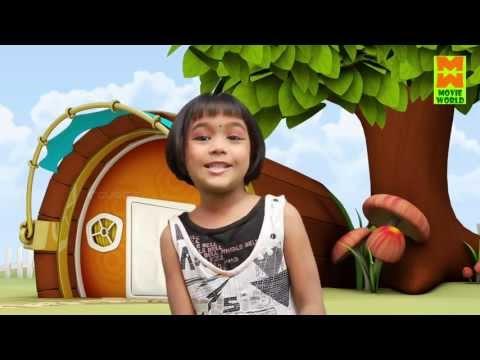 Introduction Scene New Animation Characters Meenu-B, Appu-B,Mummy-B,Daddy-B - Kaliveedu