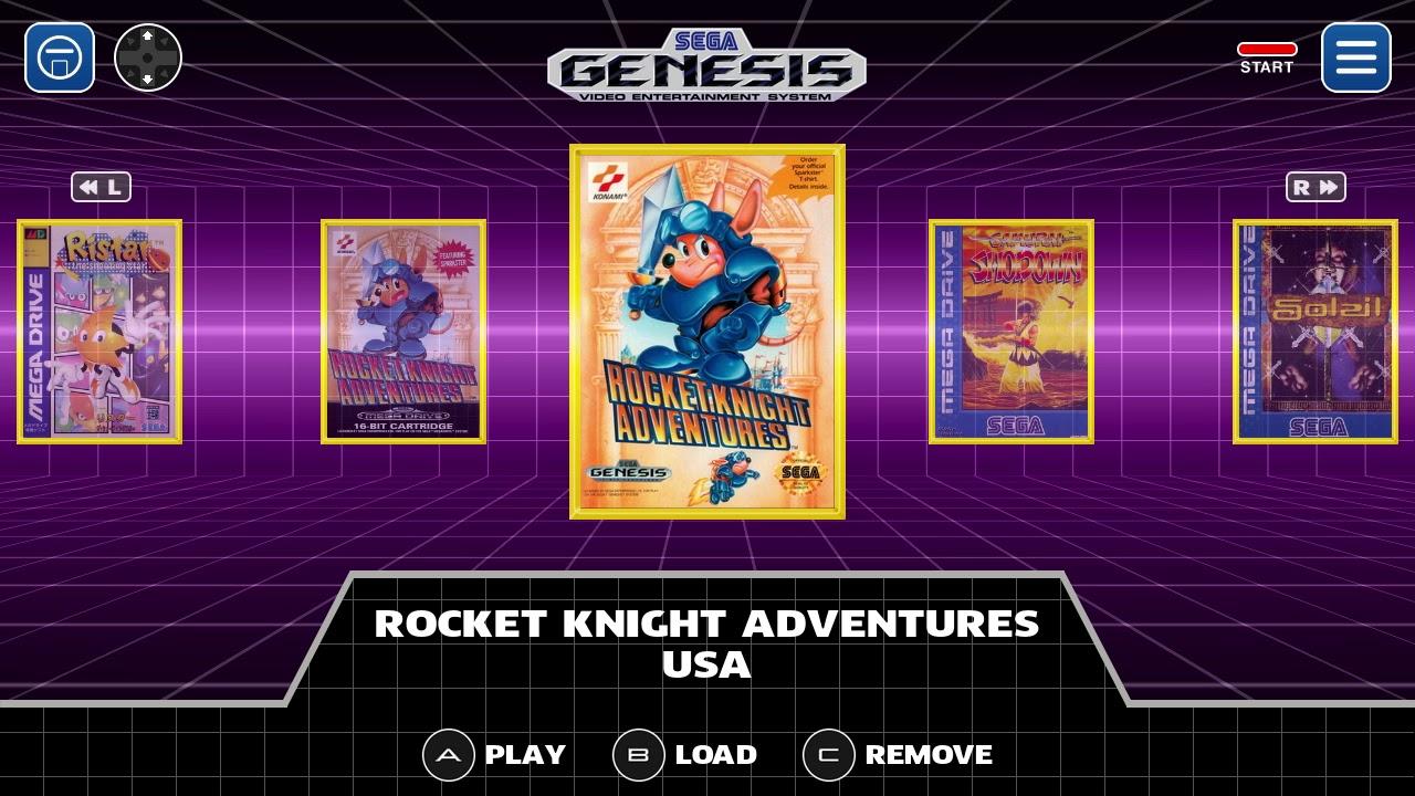 Blast16 - The best Mega Drive-Genesis emulator frontend