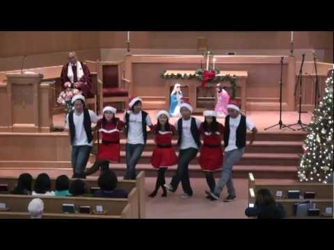 Sweet December 2012, First Baptist Church, Battle Creek, MI, USA