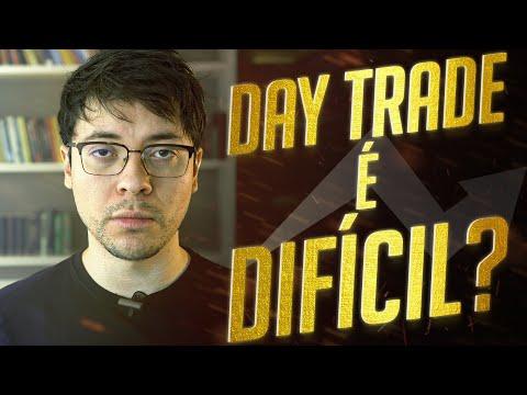 DAY TRADE EM 5 MINUTOS: É DIFÍCIL GANHAR DINHEIRO COM DAY TRADE