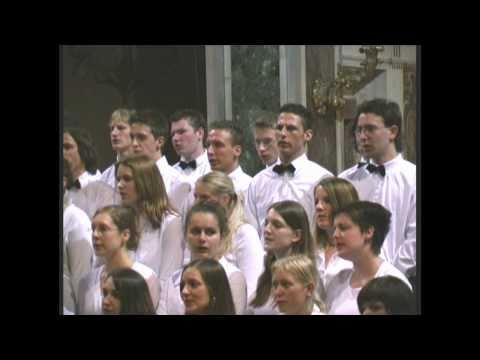 Give Glory to God, Satz: Manfred Bühler - ASG Chor in Florenz