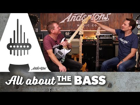 G&L CLF L-1000 & L-2000 Basses - All About the Bass
