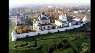 Никитский монастырь Переславль Залесский(Никитский мужской монастырь - древнейший в России: по некоторым данным, ему уже более 800 лет. Монастырь посвя..., 2014-08-08T03:25:09.000Z)