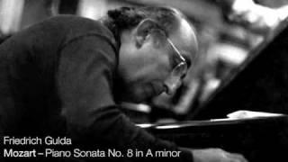 Mozart - Piano Sonata No. 8 in A minor, KV 310: I. Allegro maestoso