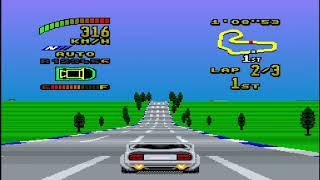 [TAS] Top Gear 2 SNES - [Hard/Championship] - Music Edit