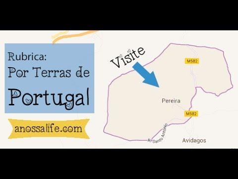 Visite Pereira em Mirandela - Por terras de Portugal | anossalife.com