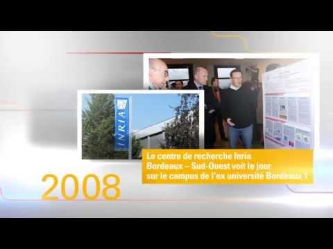 Inria - Présentation Du Centre Inria Bordeaux - Sud Ouest