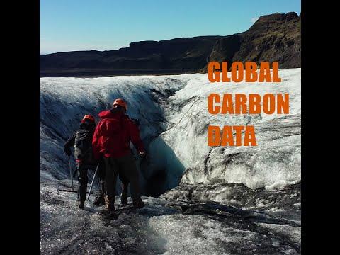 Global Carbon Data Screen Demo