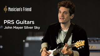 John Mayer PRS Silver Sky Demo - Mostly Playing, A Little Talking