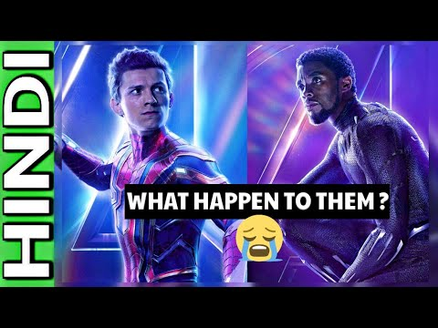 What Happened in the End of Avengers...