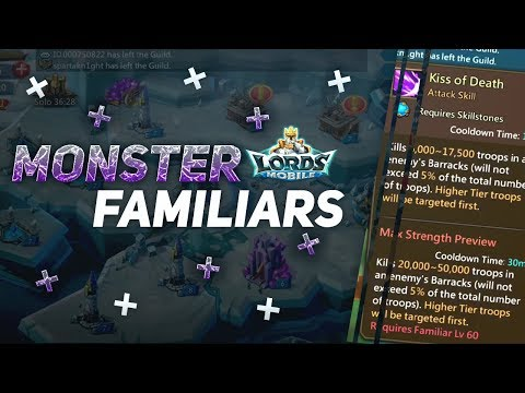 SB NeoN - Lords Mobile Monster Taming Familiars