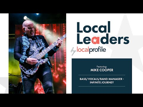 LOCAL LEADERS PRESENTS Mike Cooper
