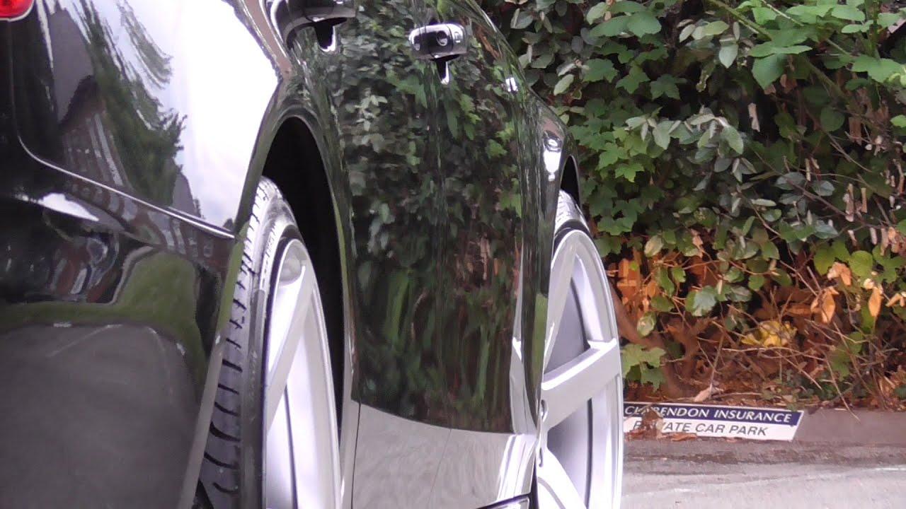 "Audi A4 Wheels >> [Full HD] Audi A4 B8 on 19"" Vossen Pattern CV3 Wheels/Rims - YouTube"