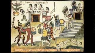 La Historia de México: La época prehispánica (Mesoamérica)