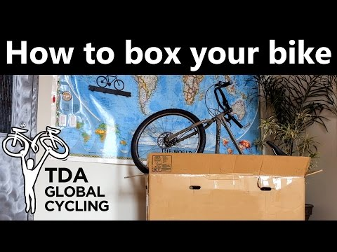 How To Pack Your Bike Box