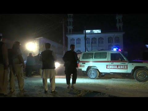 مقتل 50 شخصا على الأقل في هجومين على مسجدين في أفغانستان  - نشر قبل 29 دقيقة