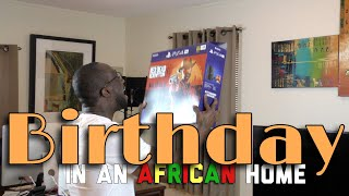 Download Clifford Owusu Comedy - In An African Home: Birthday (Clifford Owusu)