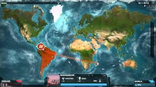 Plague Inc: Evolved - Neurox Worm [Enslavement / Assuming Direct Control Achievement]