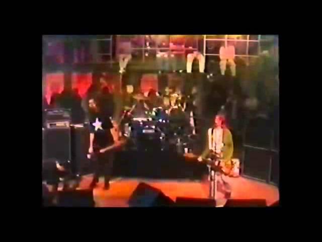 Nirvana - MTV Studios, New York 01/10/92 (Soundcheck + full live)