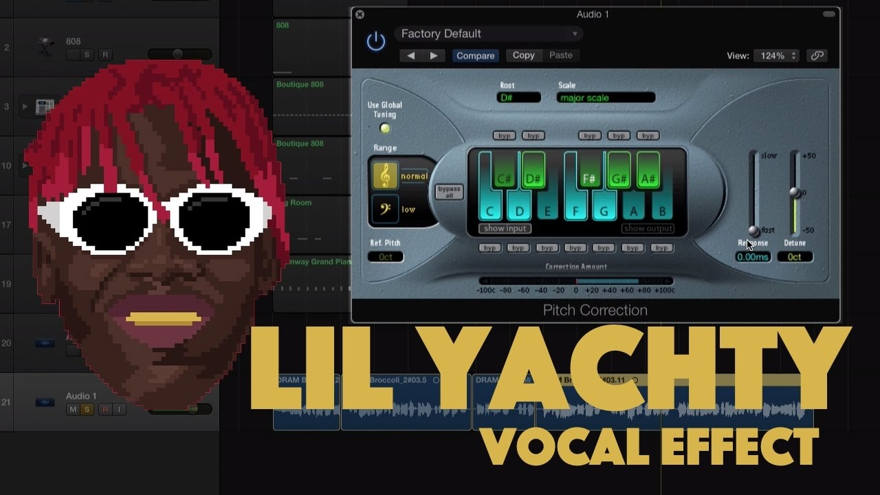 Lil Yachty Vocal Effect