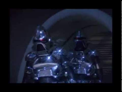 Battlestar Galactica Original Cylon Centurions