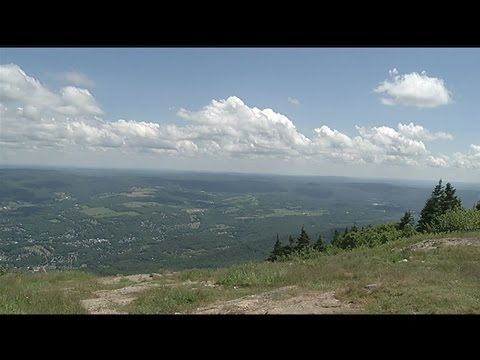 Mount Greylock the site of fictional school of witchcraft and wizardry