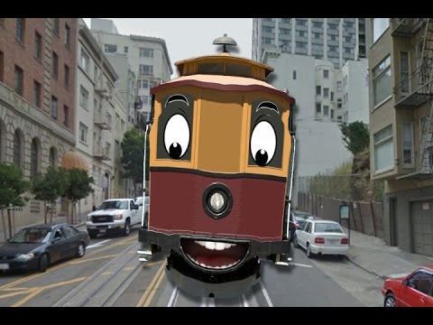 How Cable Cars Work | Trolley Streetcars | Lots & Lots of Trains