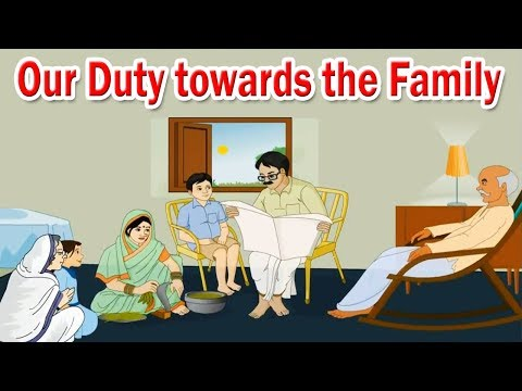 Our Duty towards the Family