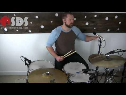How To Play Reggae Drums - Hi-Hat Variation