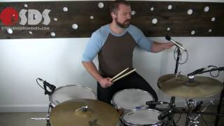 How To Play Reggae Drums - Hi-Hat Variation