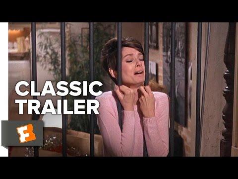 Wait Until Dark 1967    Audrey Hepburn, Alan Arkin Movie HD