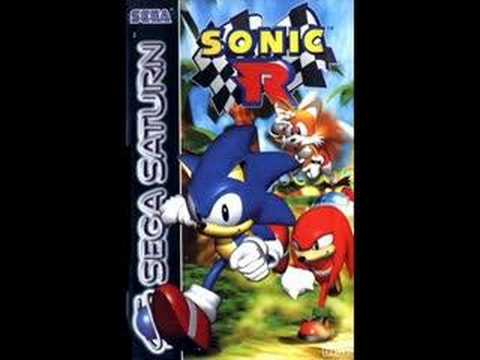 Livin' in the City- Sonic R (Lyrics)