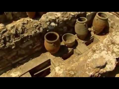 Secrets Of The Aegean Apocalypse.