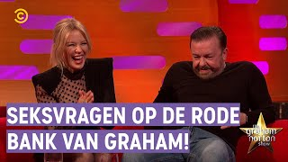 """""""Welk NUMMER krijgt jou in de STEMMING?"""" - The Graham Norton Show"""