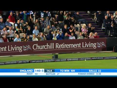 1st NatWest International T20 -- England innings