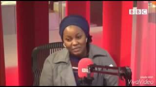 BBC Hausa Ali Nuhu  Hadiza Gabon