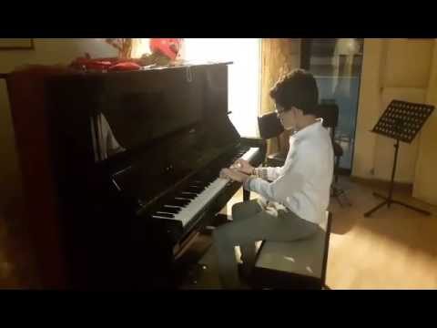 The Merry Spring Time - Oesten (Piano)