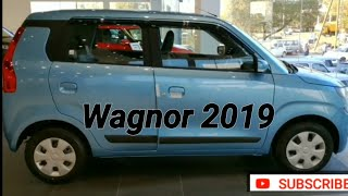 Maruti Suzuki Wagon r 2019 Zxi detail review
