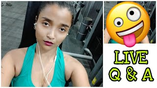 LIVE Q & A SESSION - WHAT YOU DON'T KNOW ABOUT ME ?? BEAUTY INFINITE, INDIA KOLKATA